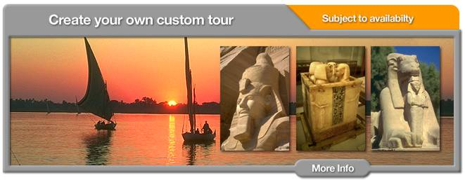 Create your own Custom Tour